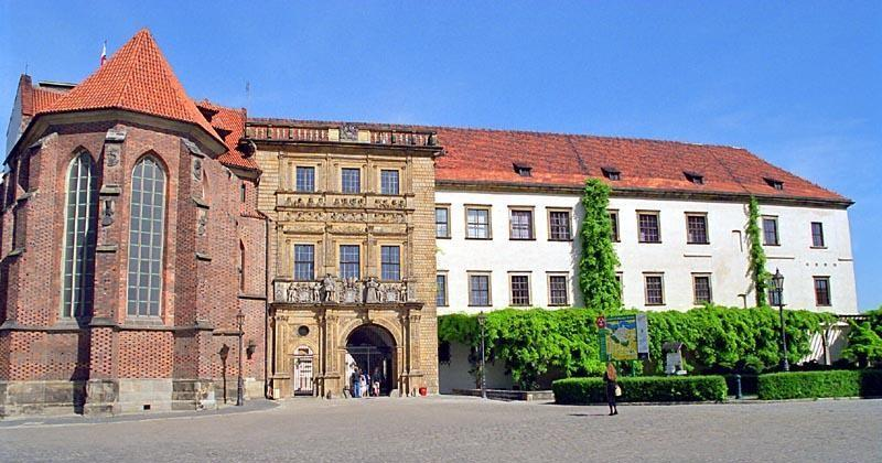 brzeg castle