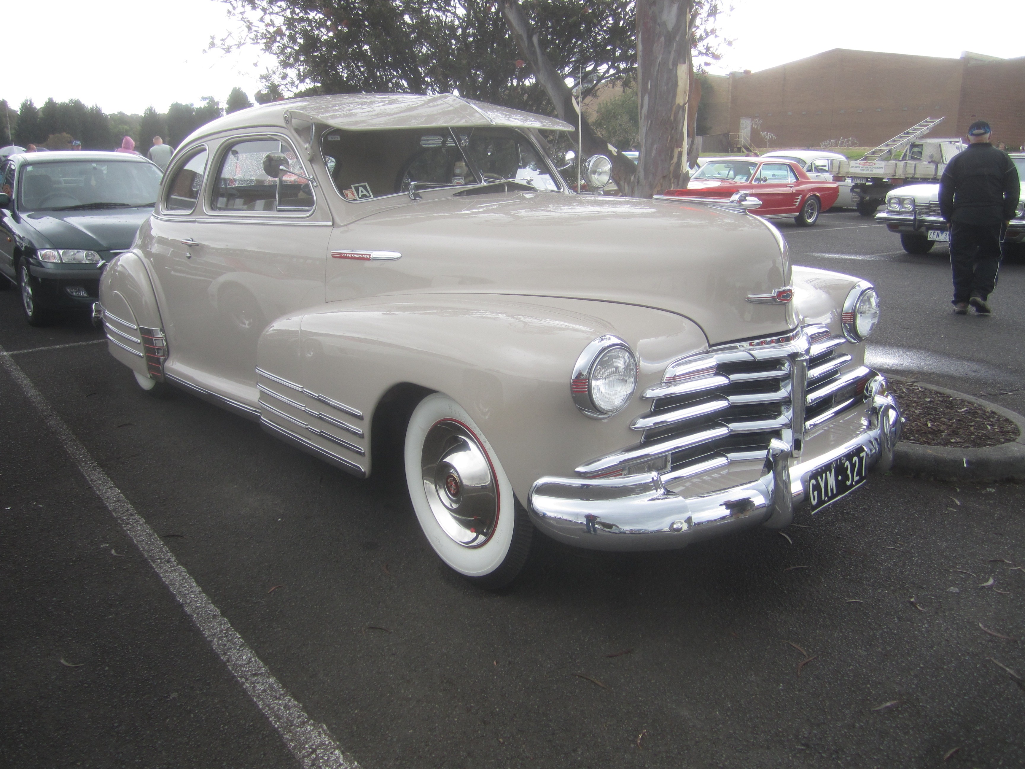 File 1948 Chevrolet Fleetmaster Coupe Jpg Wikipedia