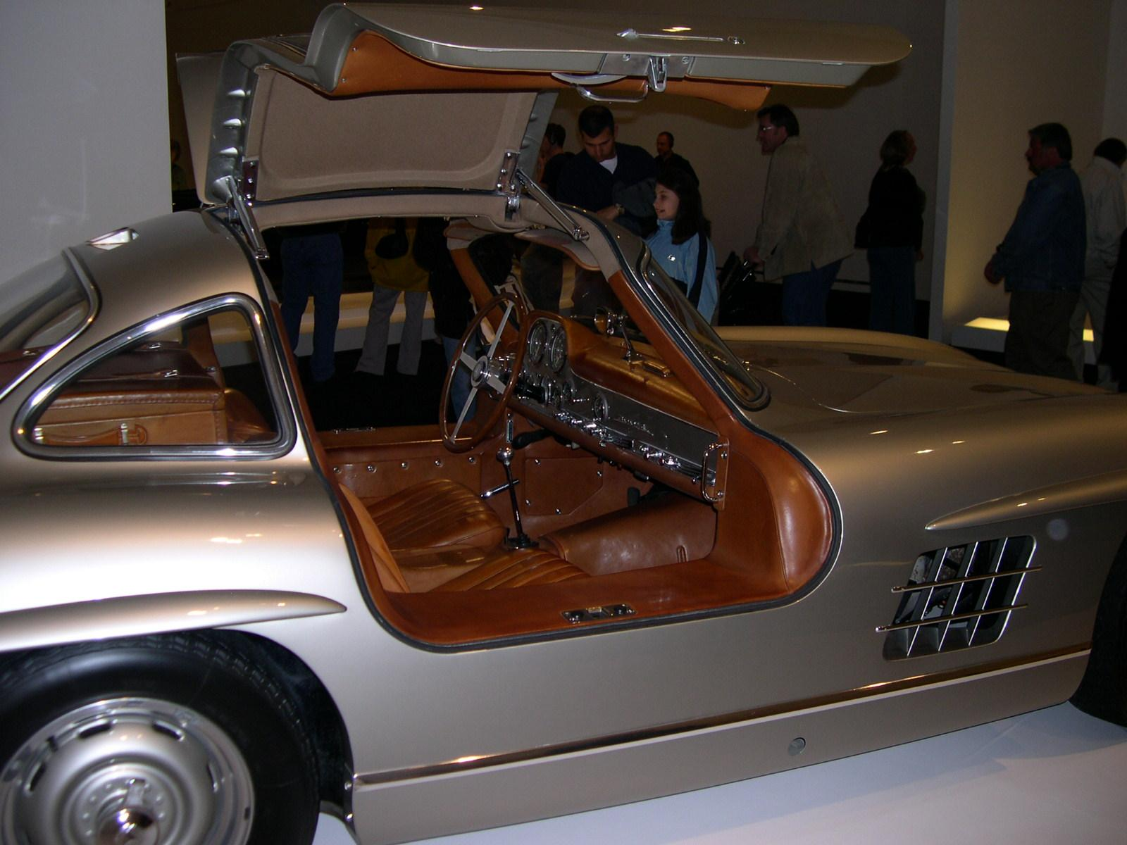 File 1955 Mercedes Benz 300sl Gullwing Coupe Interior Jpg