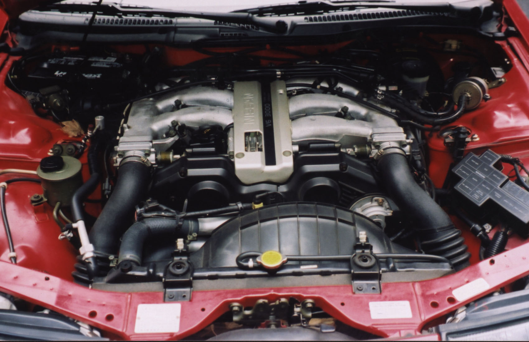 94 nissan pathfinder engine diagram