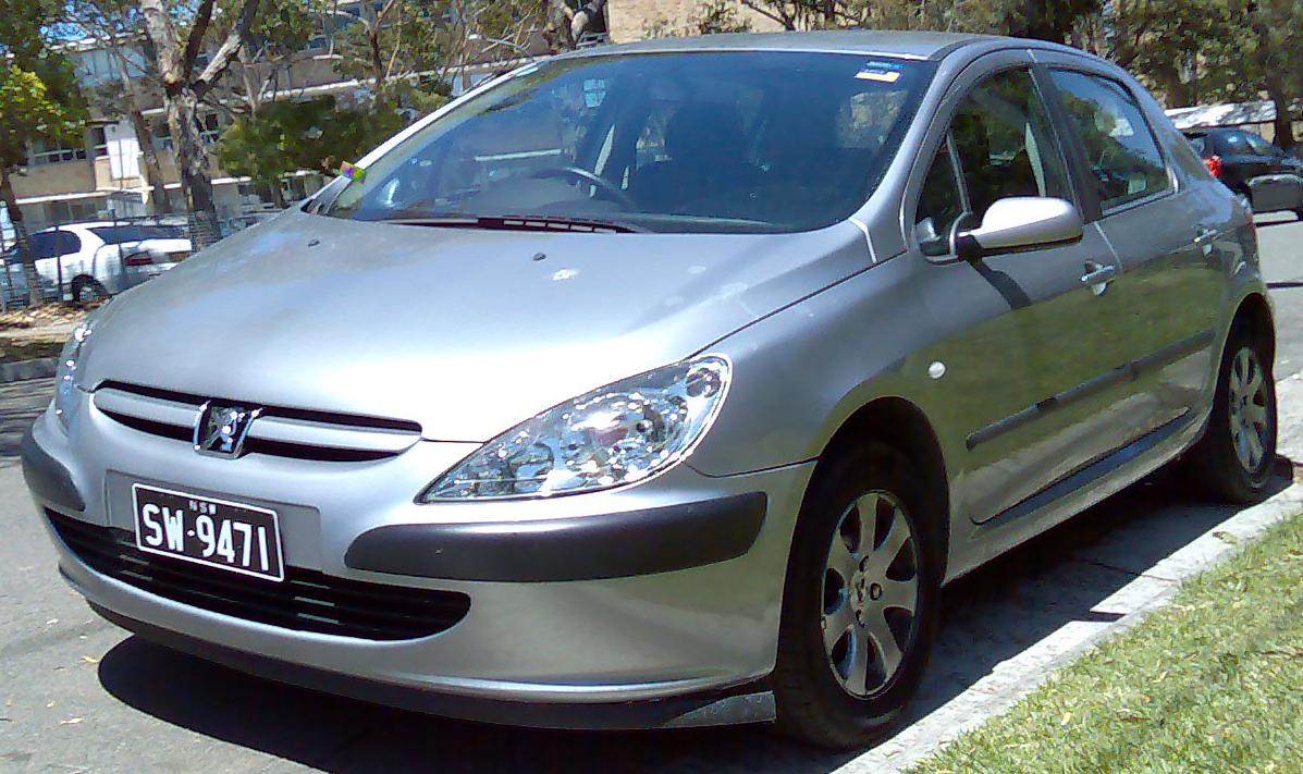 File 2001 2005 Peugeot 307 T5 5 Door Hatchback 01 Jpg
