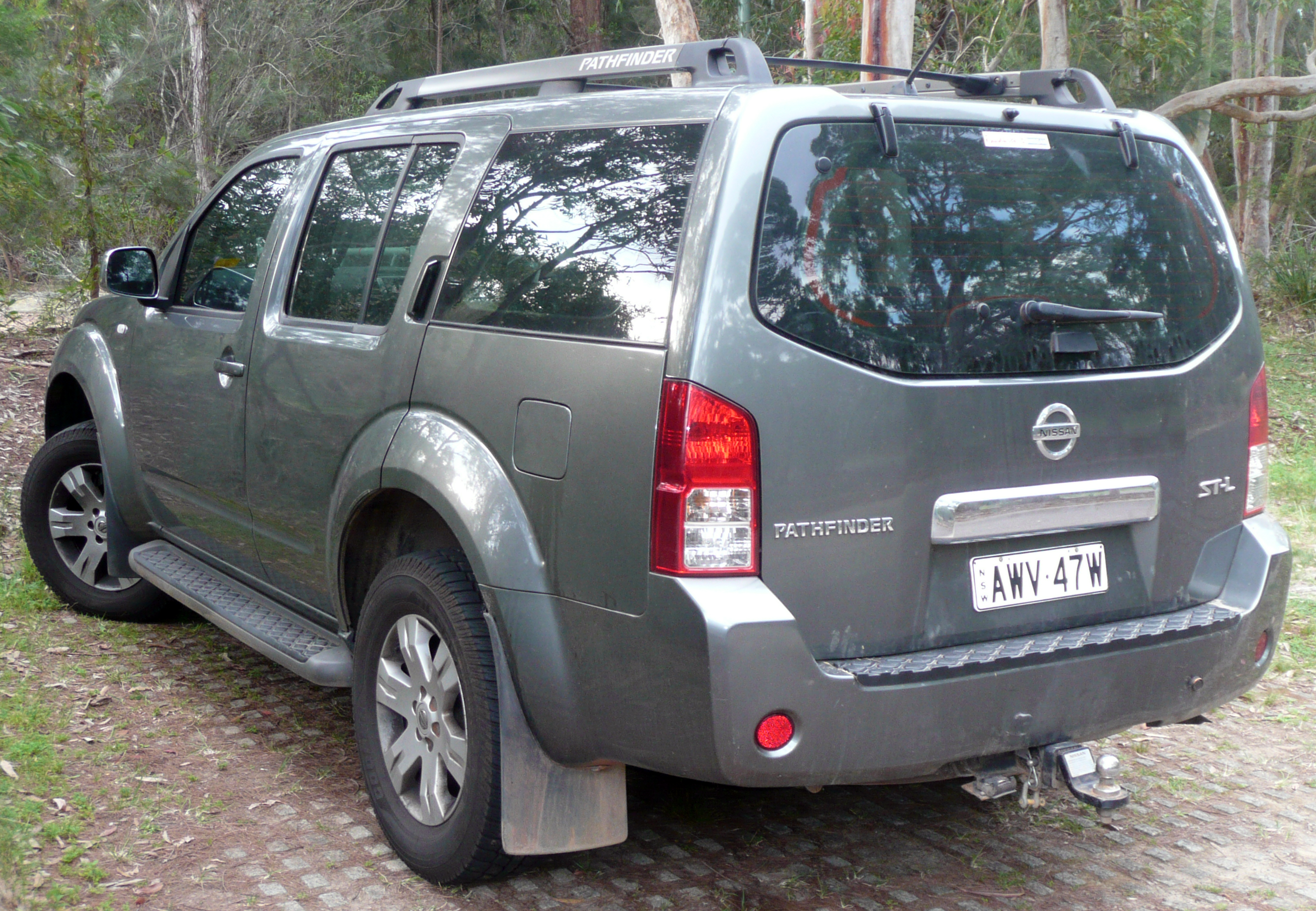 File 2005 2007 Nissan Pathfinder R51 St L Wagon 01 Jpg
