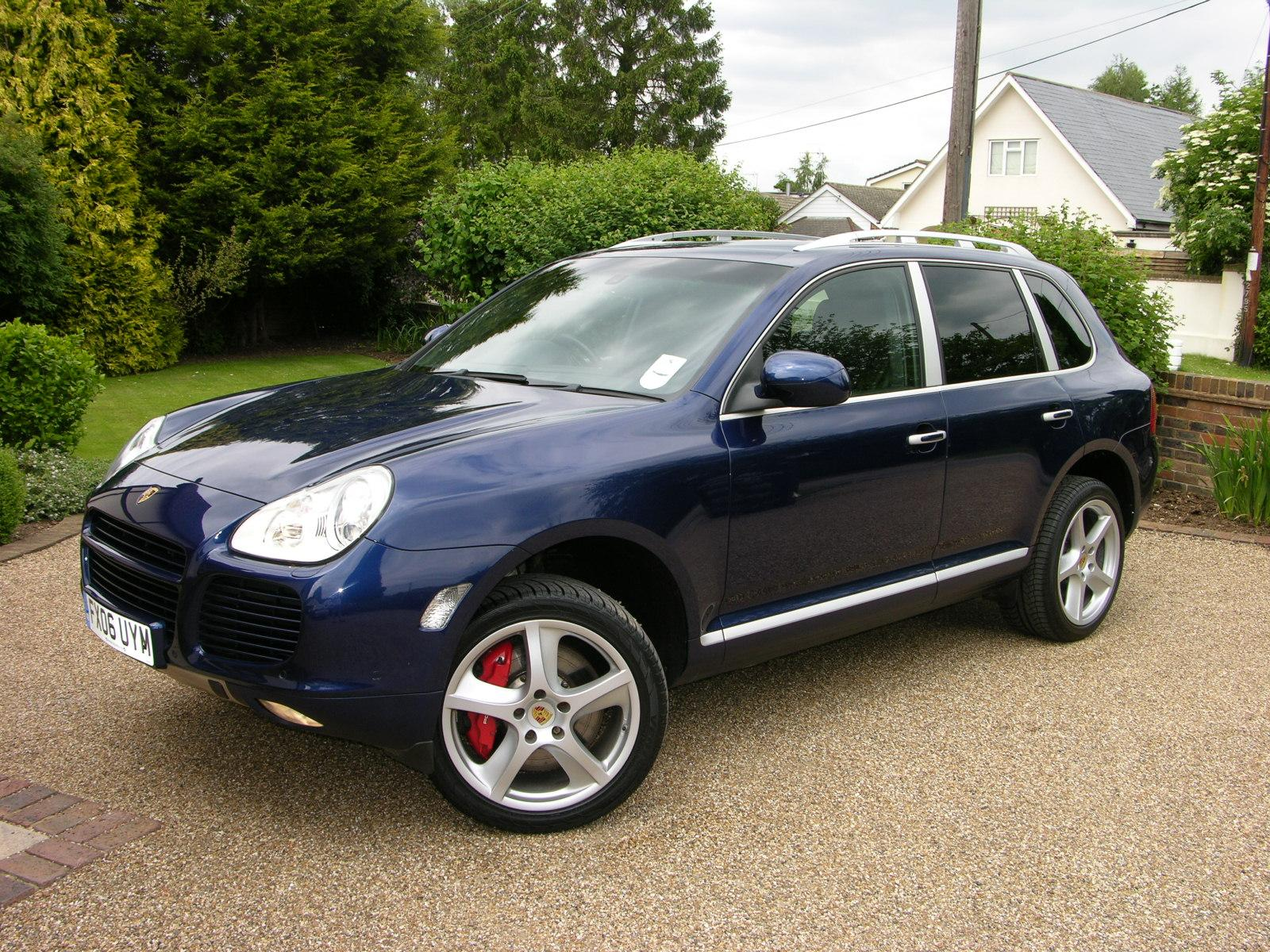 2006 Porsche Cayenne S 4dr All Wheel Drive 6 Spd Tiptronic