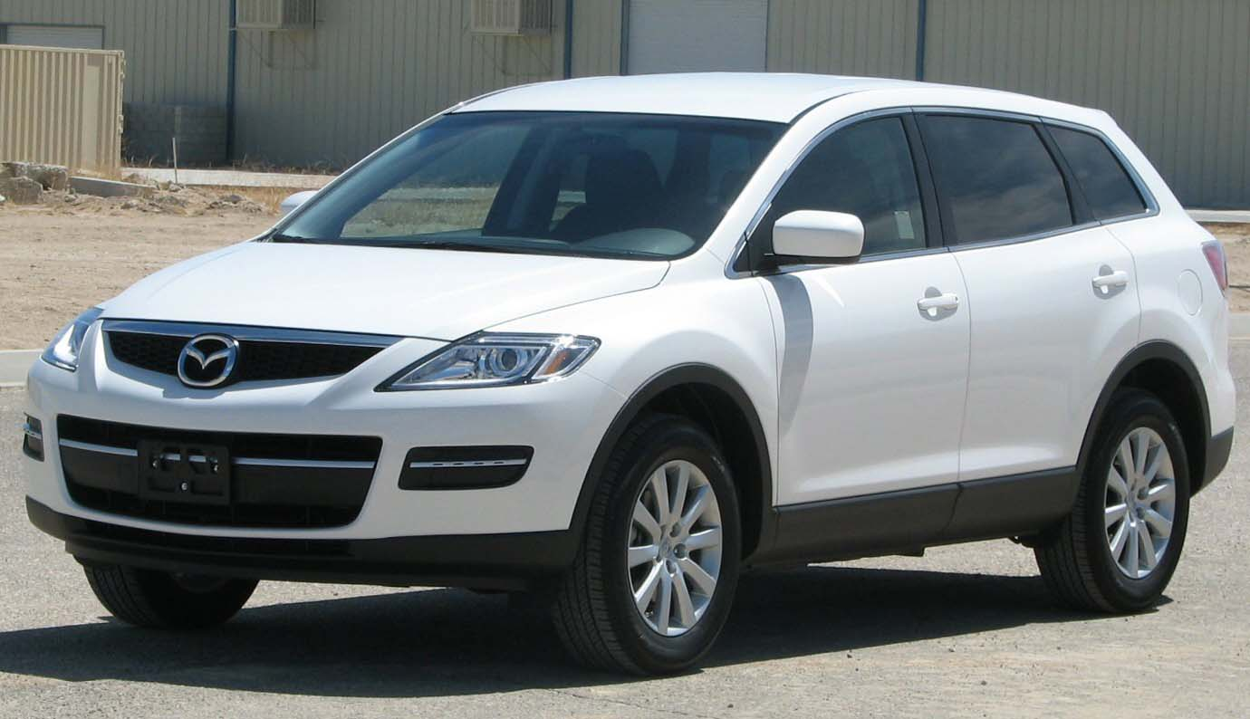File2007 Mazda CX9  NHTSAjpg  Wikimedia Commons