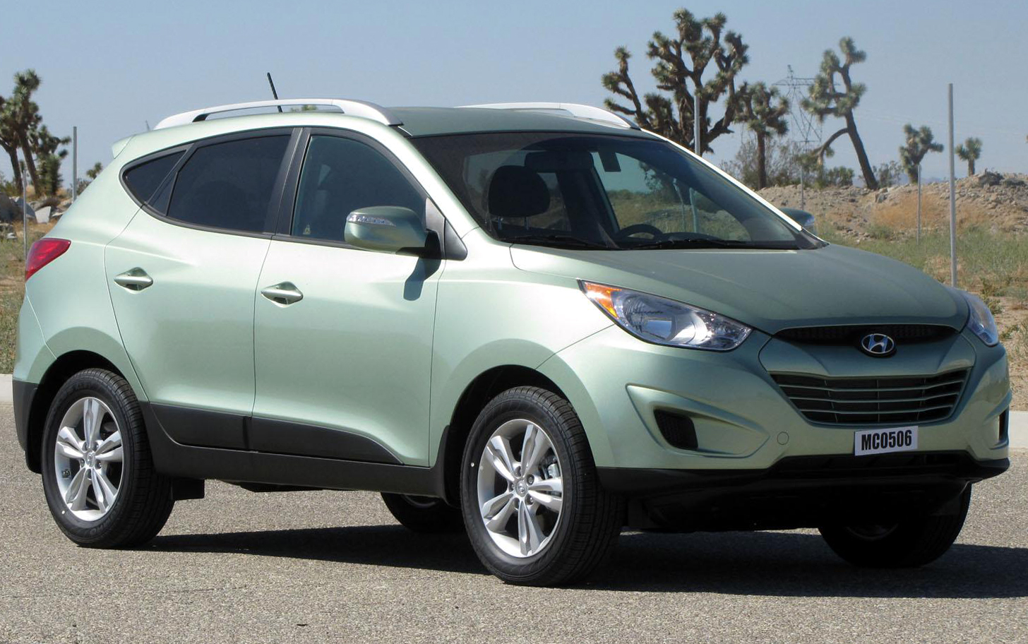 Hyundai Suv Best Gas Mileage