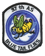 Insigne du 37th Airlift Squadron