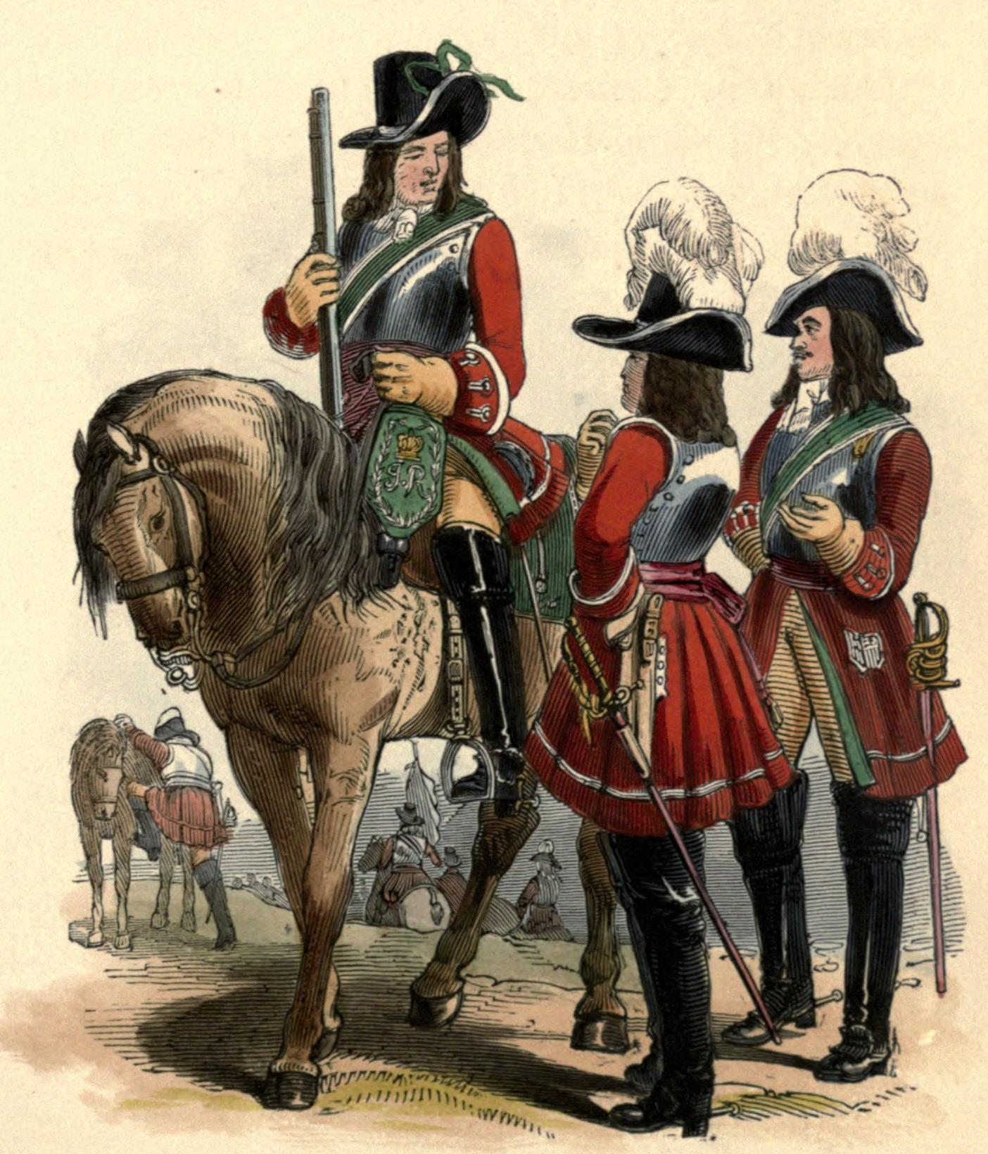File:4th Regiment of Horse, 1687.jpg