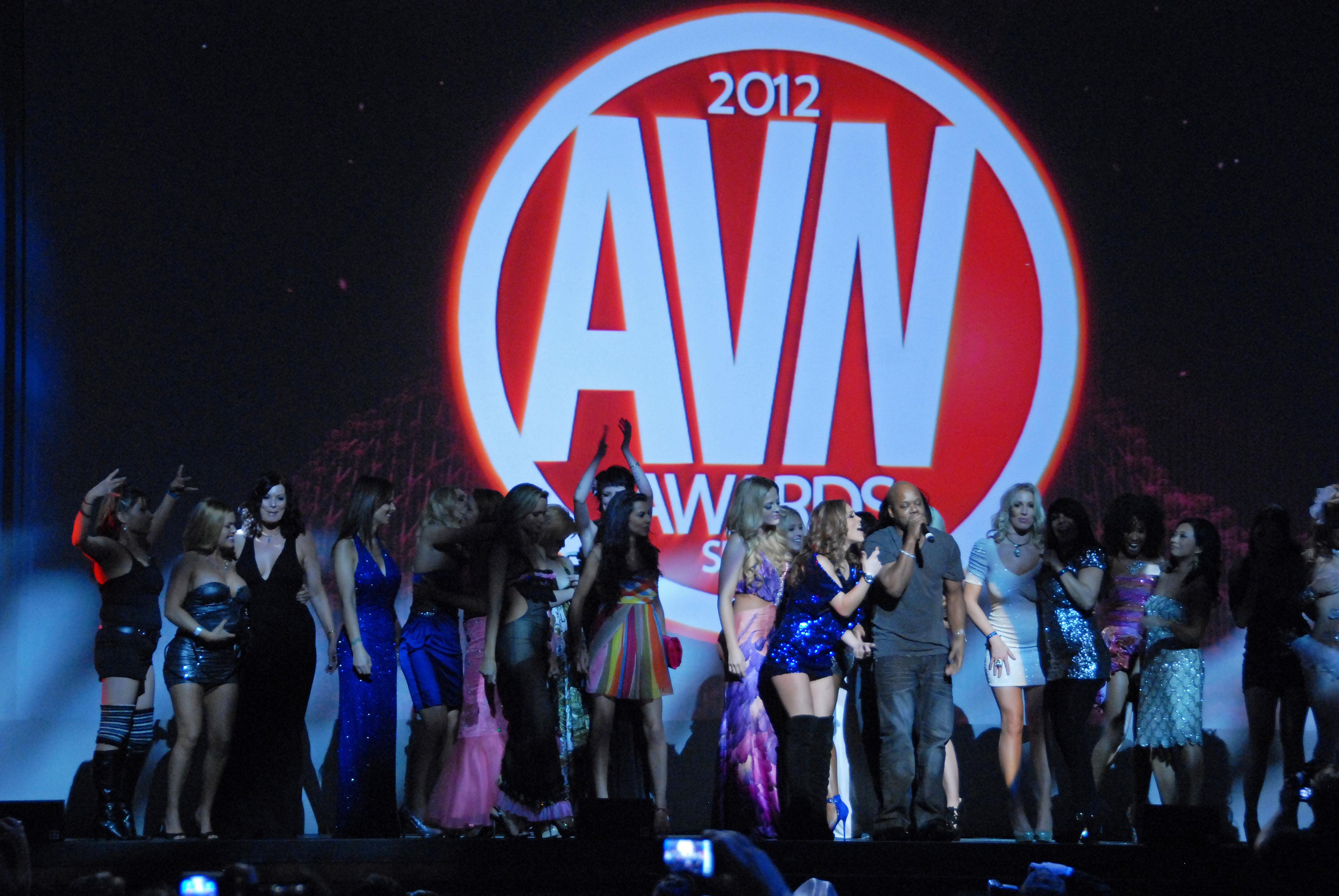 AVN Awards Show, Hard Rock Hotel, Las Vegas, NV