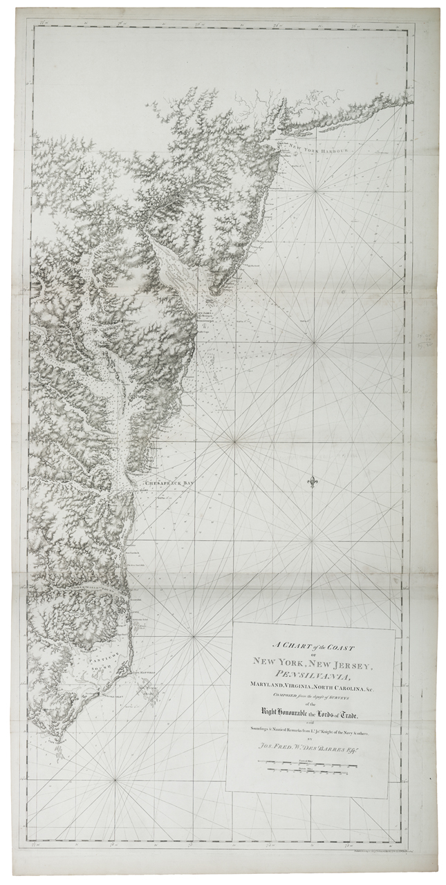 Filea chart of the coast of new york new jersey pensilvania filea chart of the coast of new york new jersey pensilvania sic maryland virginia north carolina c composed from the deposit of surveys of the nvjuhfo Gallery