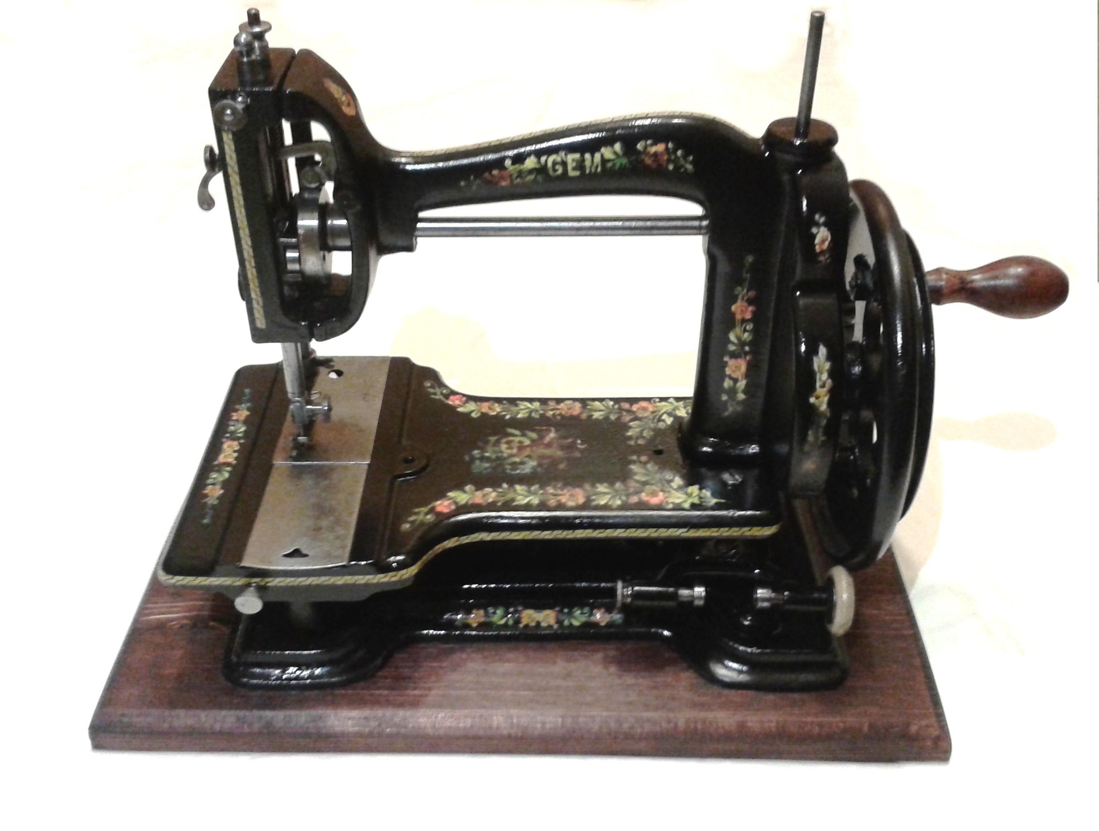 7166dd388d8 List of sewing machine brands - Wikipedia
