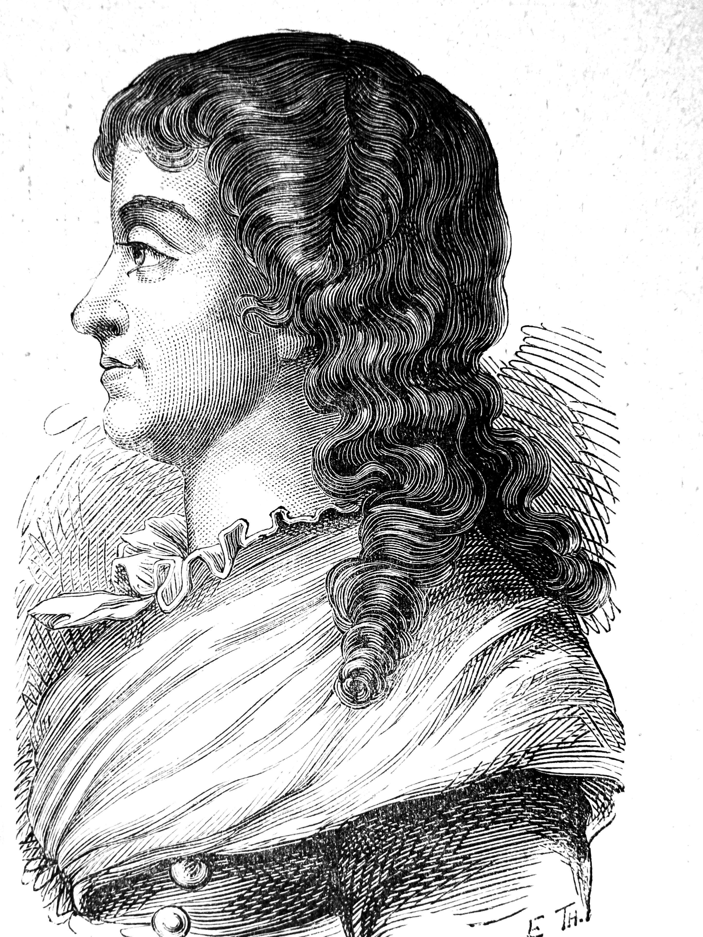 File:AduC 134 Madame roland (M,.J. Phlippon, 1754-1793 ...