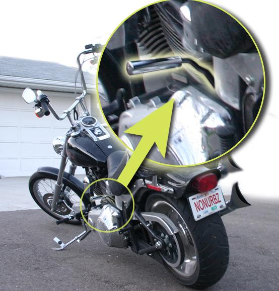 Jockey Shift Kit Yamaha