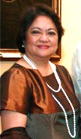Justice Secretary Agnes Devanadera