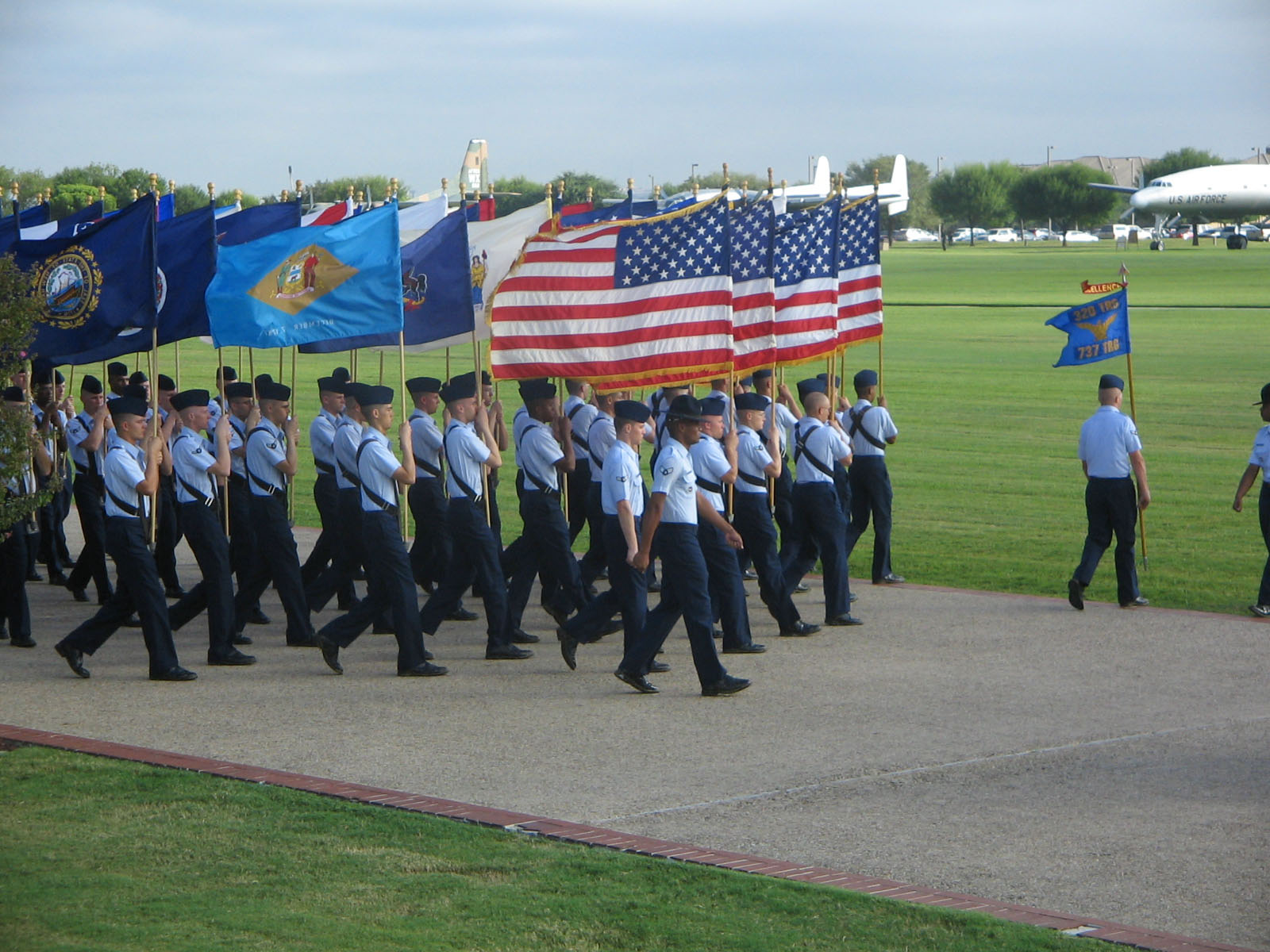 United States Air Force Basic Military Training