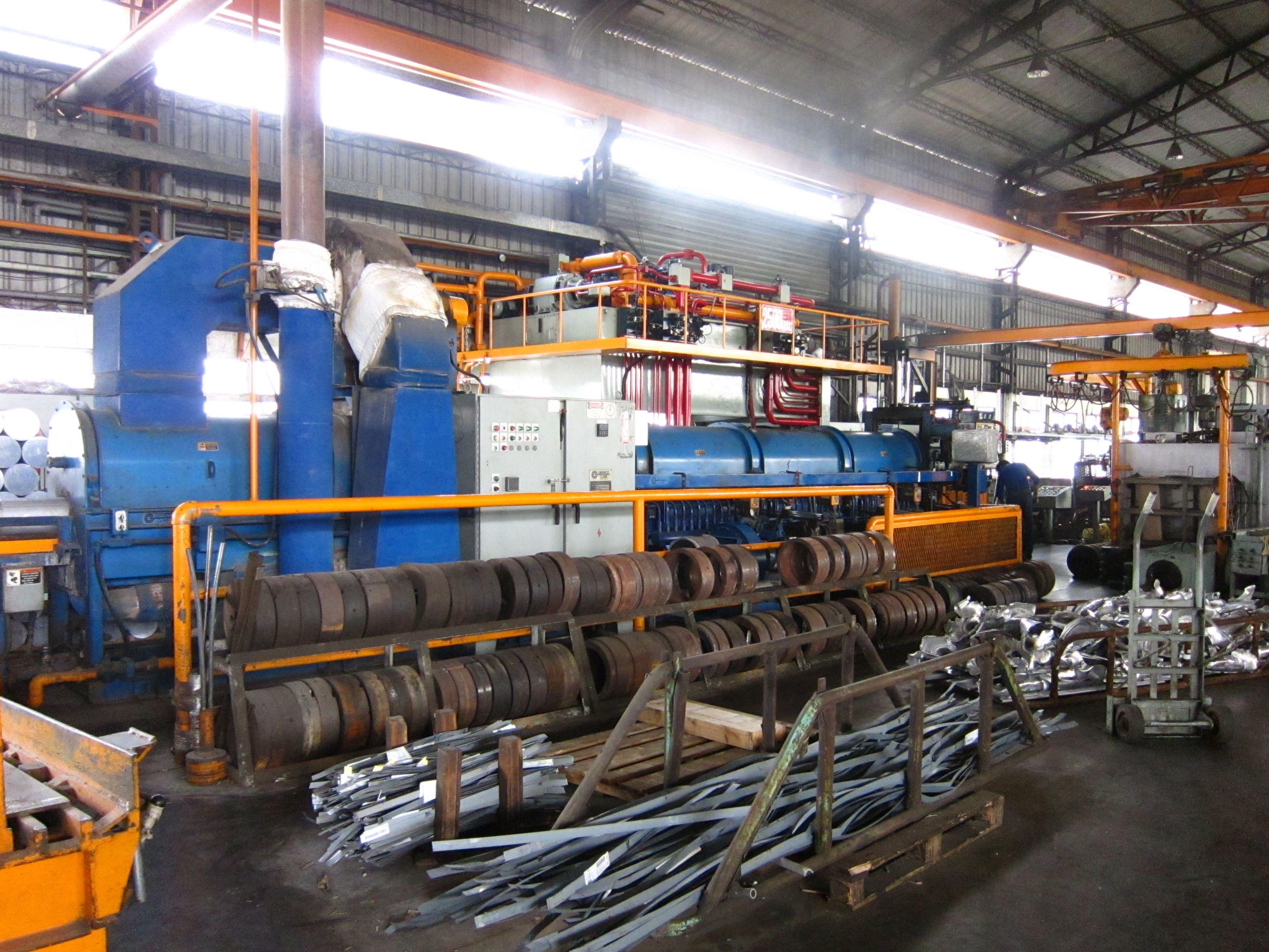 Extrusion En Caliente Weblog Aluminio Y Pvc