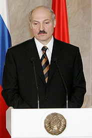 Lukashenko Finds the Heat is On…