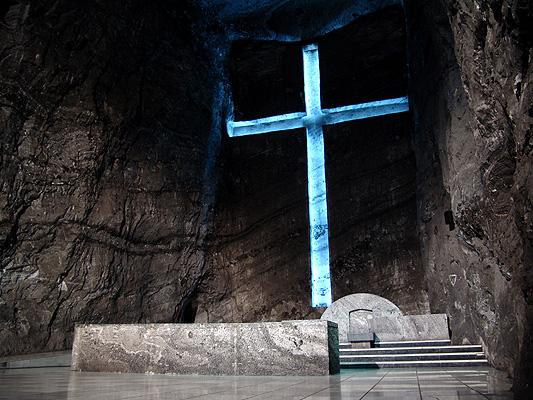 Ficheiro:Altar catedral de sal.JPG