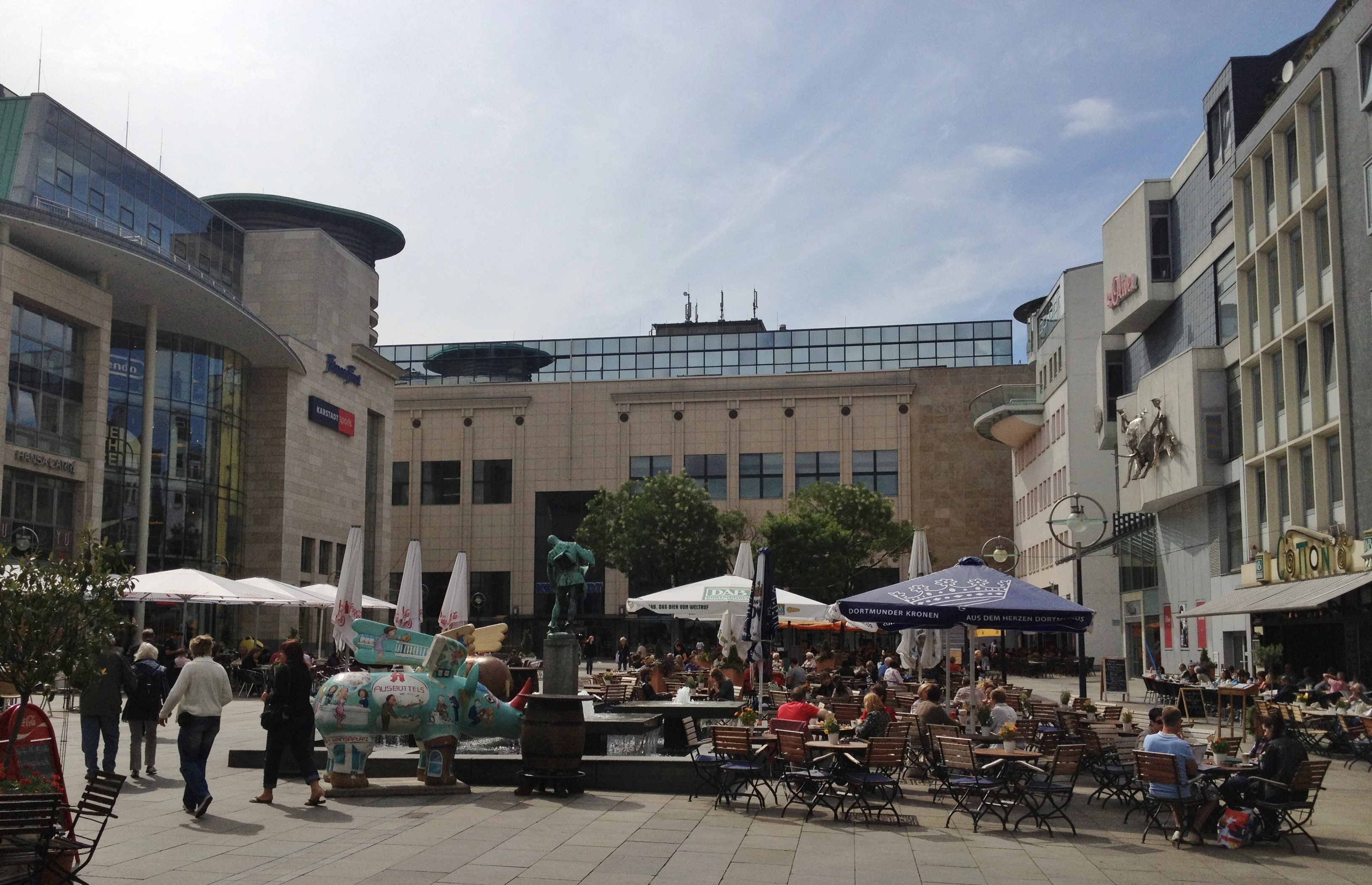 Markt Kontakte Dortmund