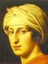 Antonie Brentano, Portrait by Joseph Karl Stieler, 1808