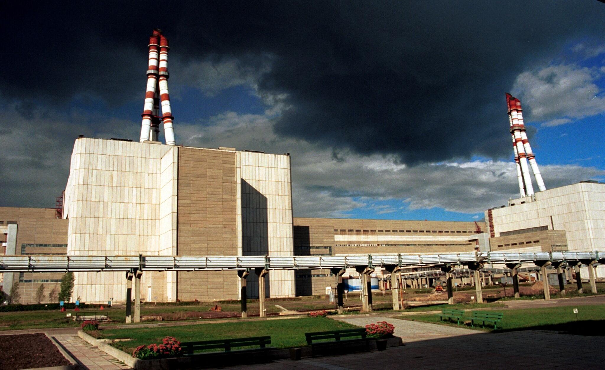 Ignalina-atomkraftværket