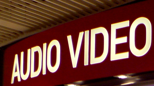 how to create audio file from video