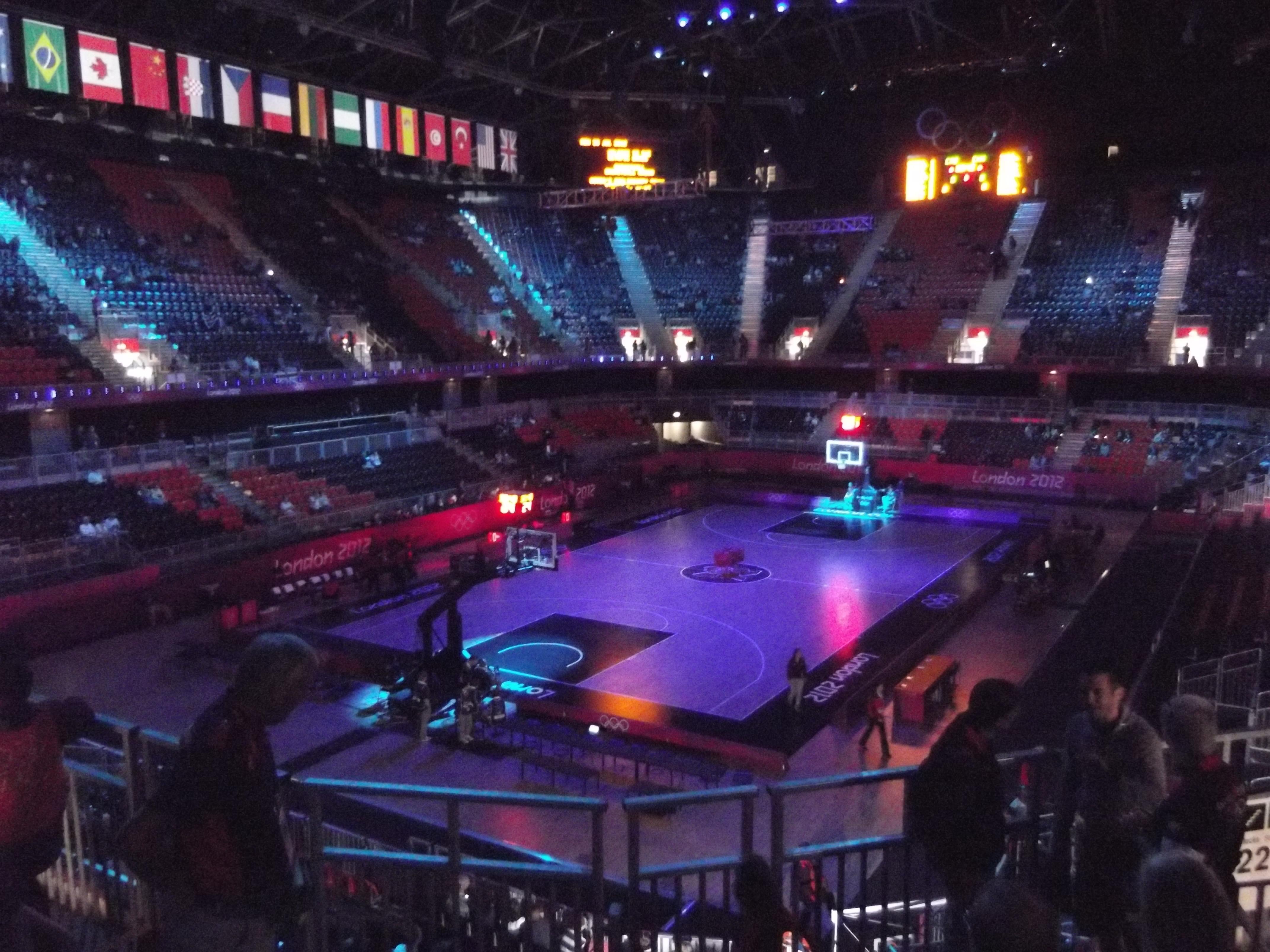 filebasketball arena london 30 july 2012 4jpg
