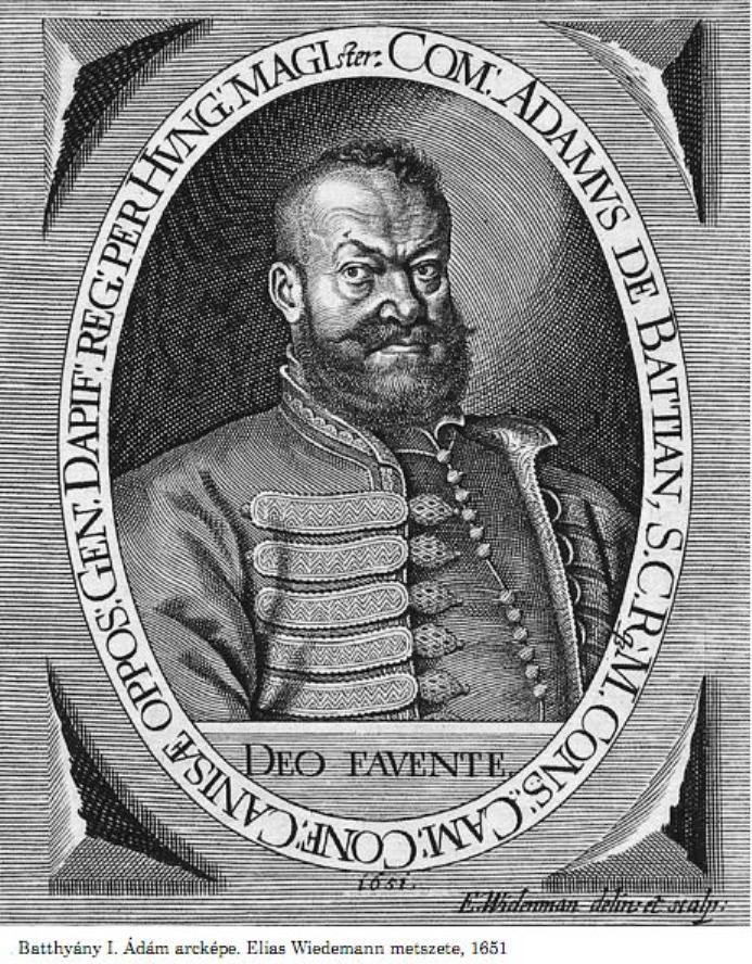 Batthyány I. Ádám