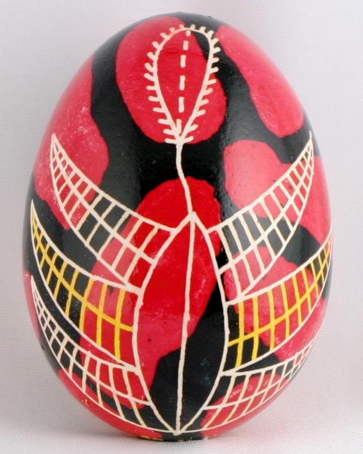 14 Orthodox Easter Egg Heat Shrink Wrap Sleeve Pysanky Sticker Pisanki Kraslice