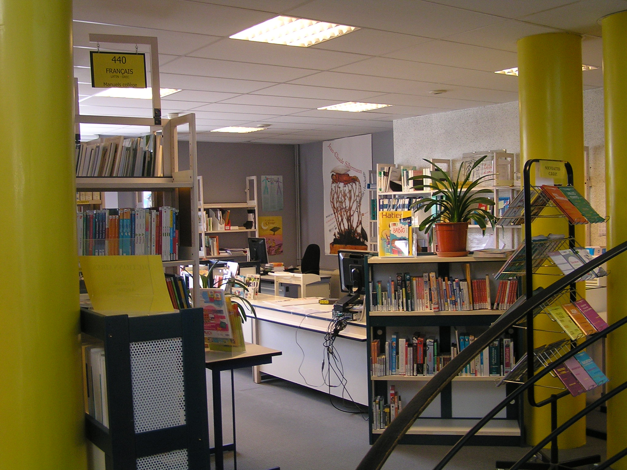 fichier biblioth que de formation des ma tres iufm brest france banque de pr t jpg. Black Bedroom Furniture Sets. Home Design Ideas