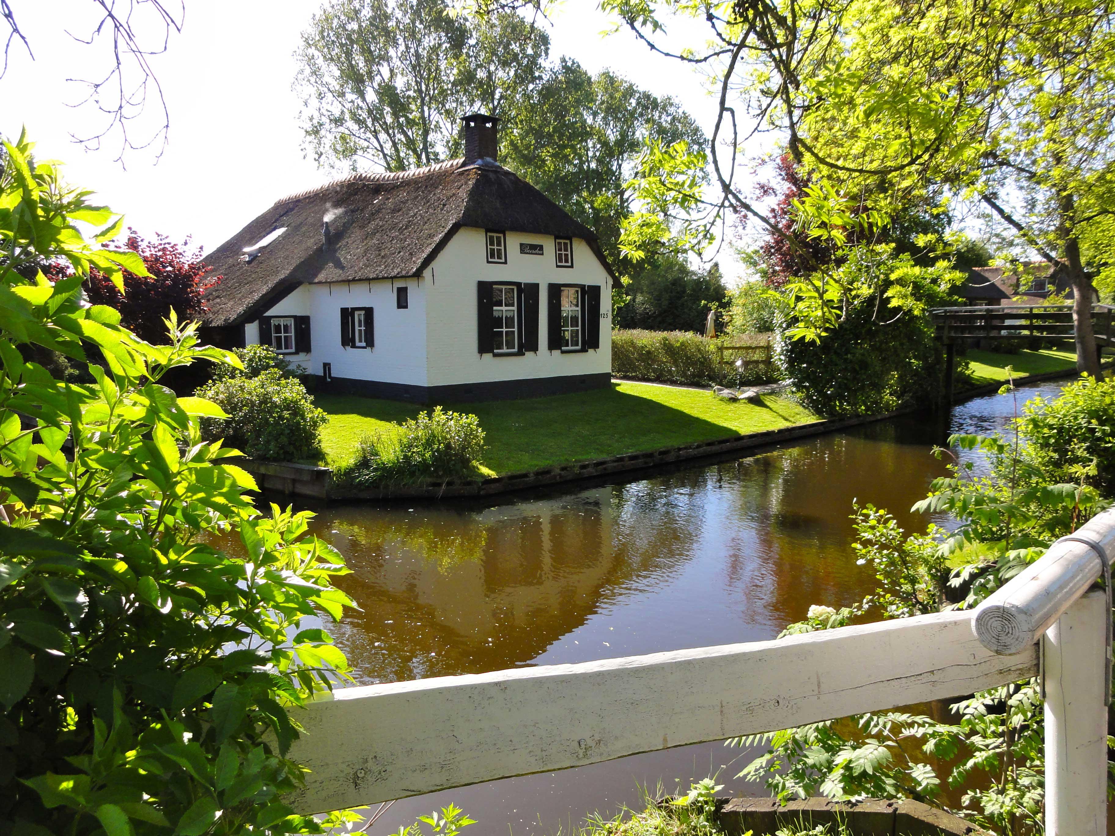 Raj na zemlji - Grad bez puteva Binnenpad_125_Giethoorn