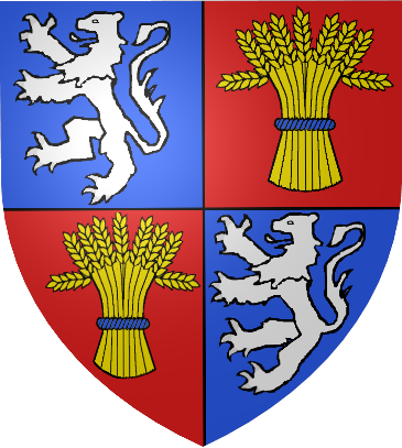 coat of arms of Gascony