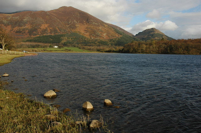 Bowness Bay, Bassenthwaite Lake - geograph.org.uk - 1247685