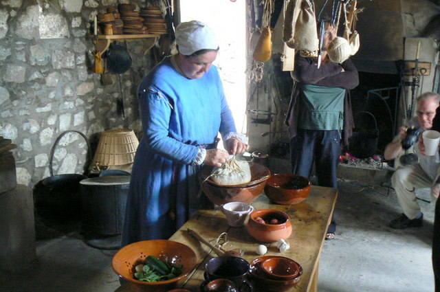 Buittle Tower Kitchen. - geograph.org.uk - 951197.jpg