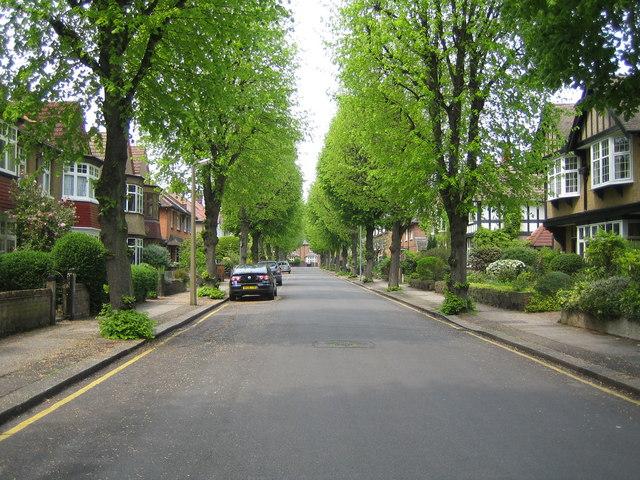 Bush Hill Park