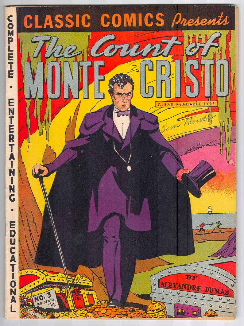the count of monte cristo essays