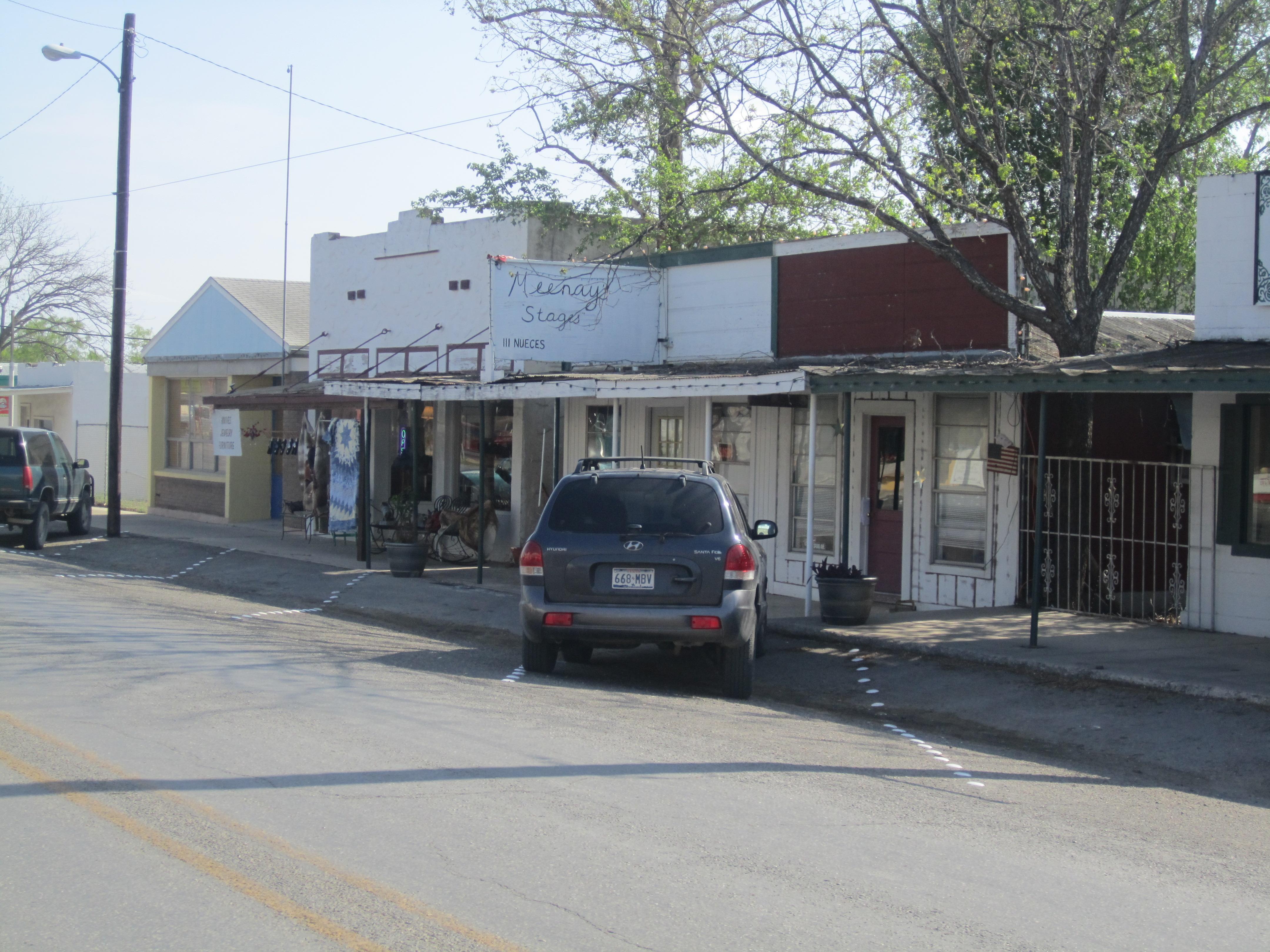 کمپ وود، تگزاس