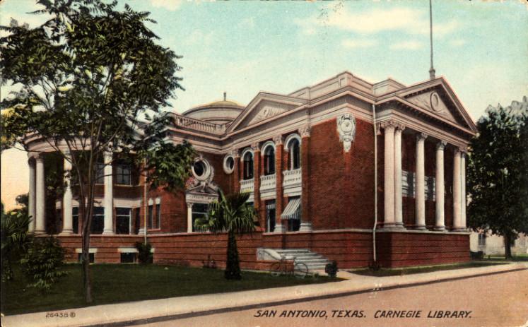 File:Carnegie Library, San Antonio, Texas.jpg