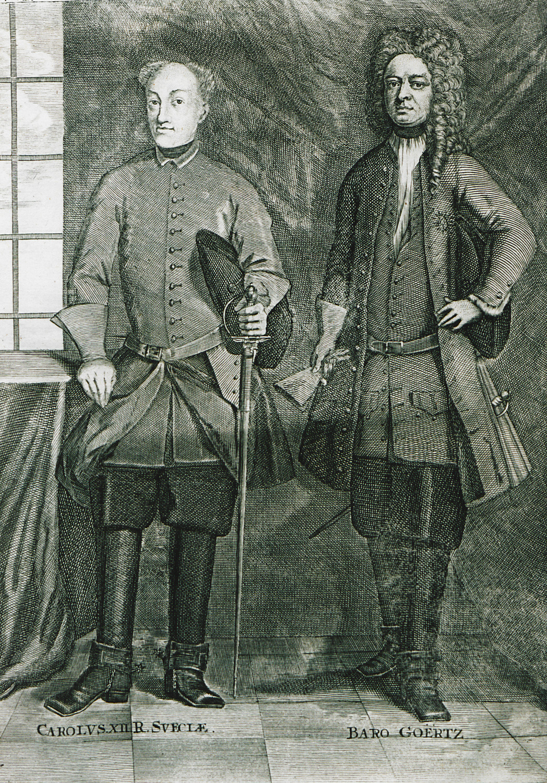 File:Carolus XII Sueciae Baro Goerz - La Mottraye Aubry De - 1727 ...