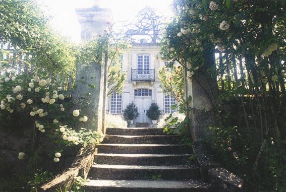 chateau de mongenan et ses jardins