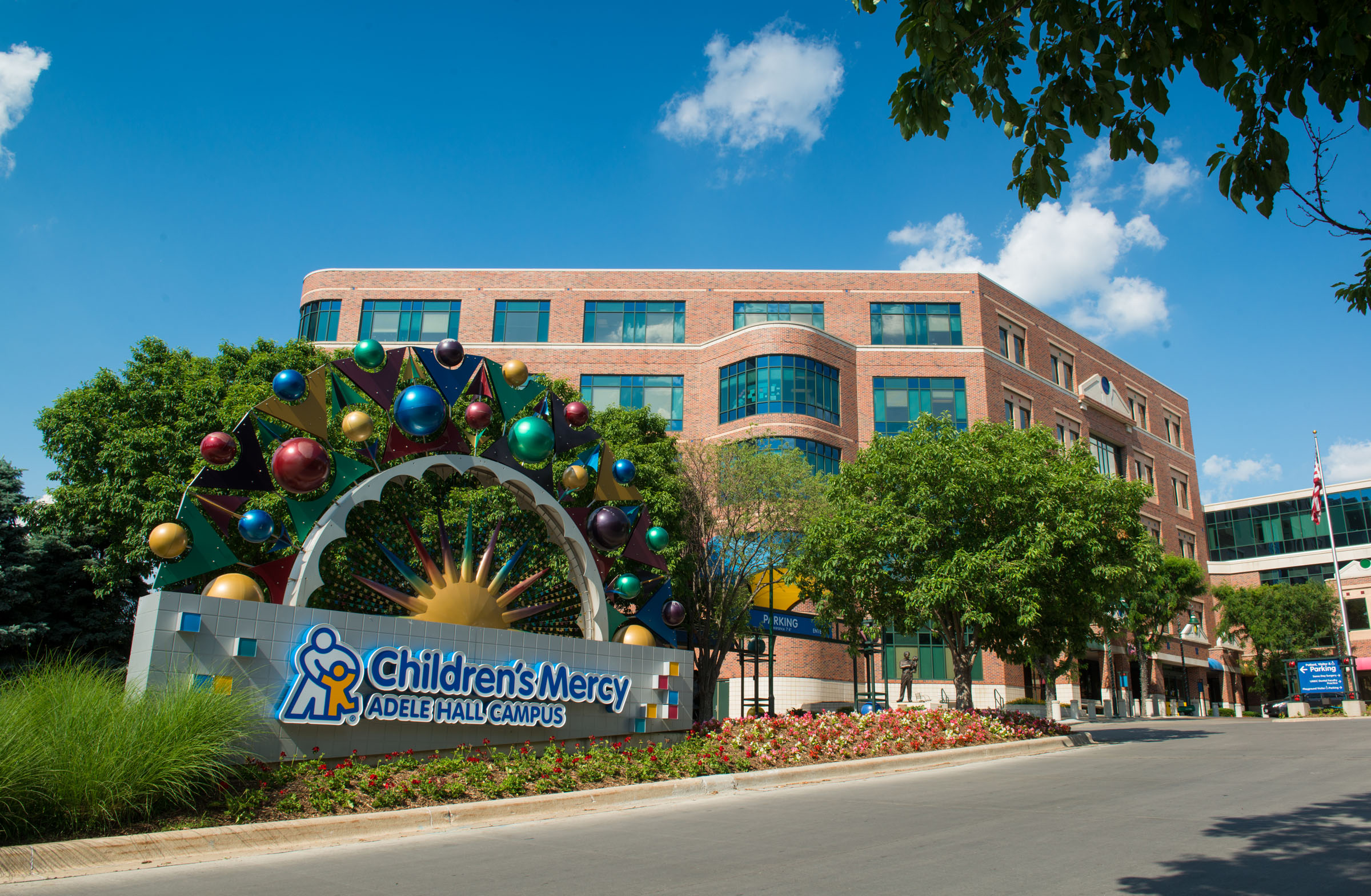File Children S Mercy Hospital Adele Hall Campus Kansas