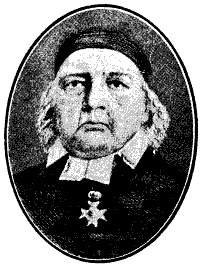 Christian Stenhammar Swedish priest & botanist