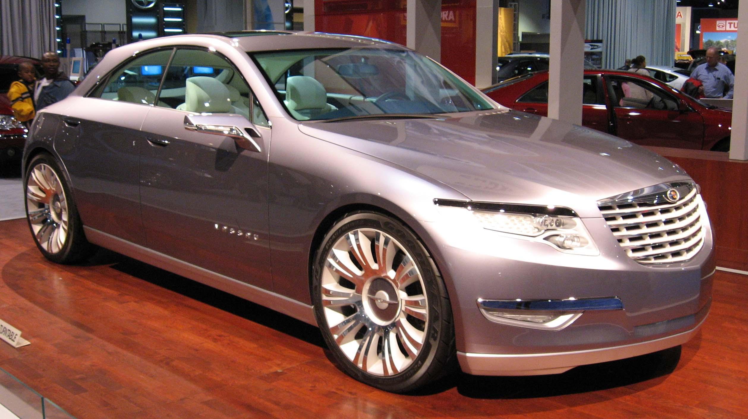 Chrysler concept nassau #3