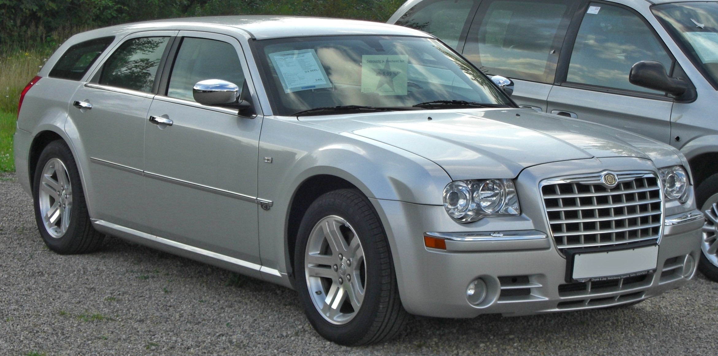 file chrysler 300c touring 3 0 crd front jpg wikimedia. Black Bedroom Furniture Sets. Home Design Ideas