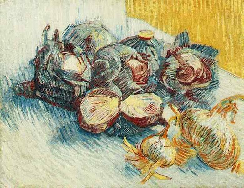 Cipolle Vincent van Gogh
