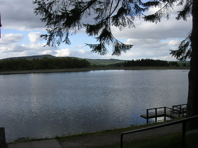 Clatto Country Park - geograph.org.uk - 10696