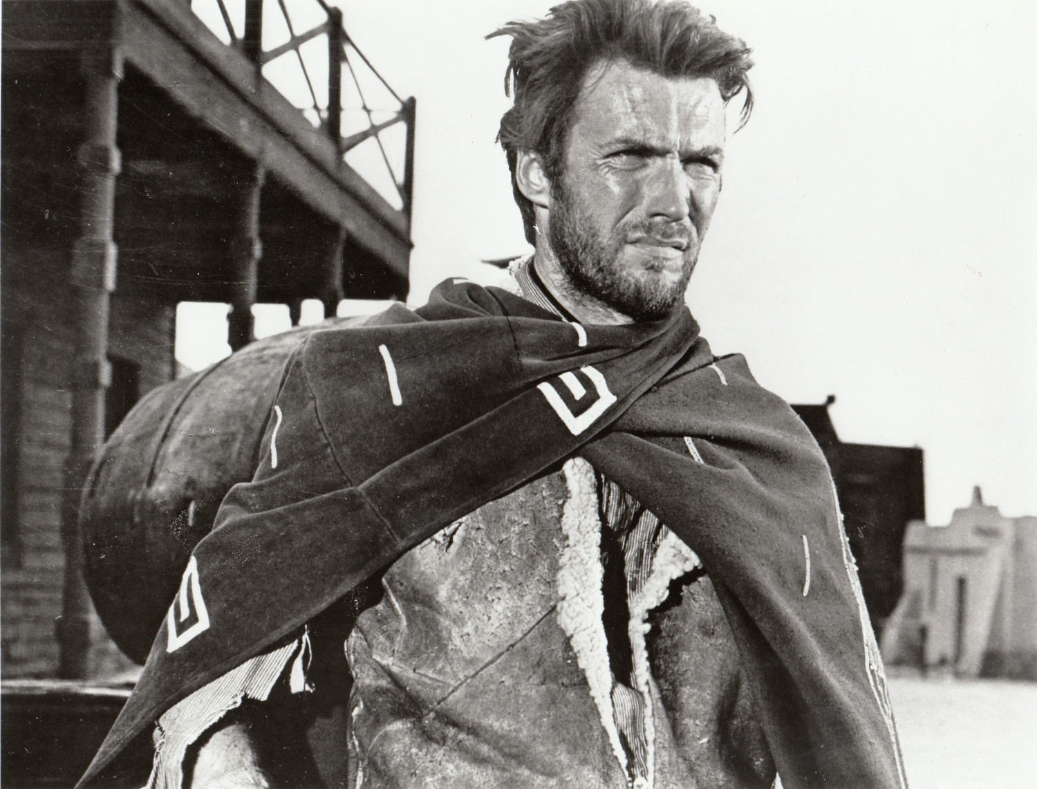 Eastwood in A Fistful ...