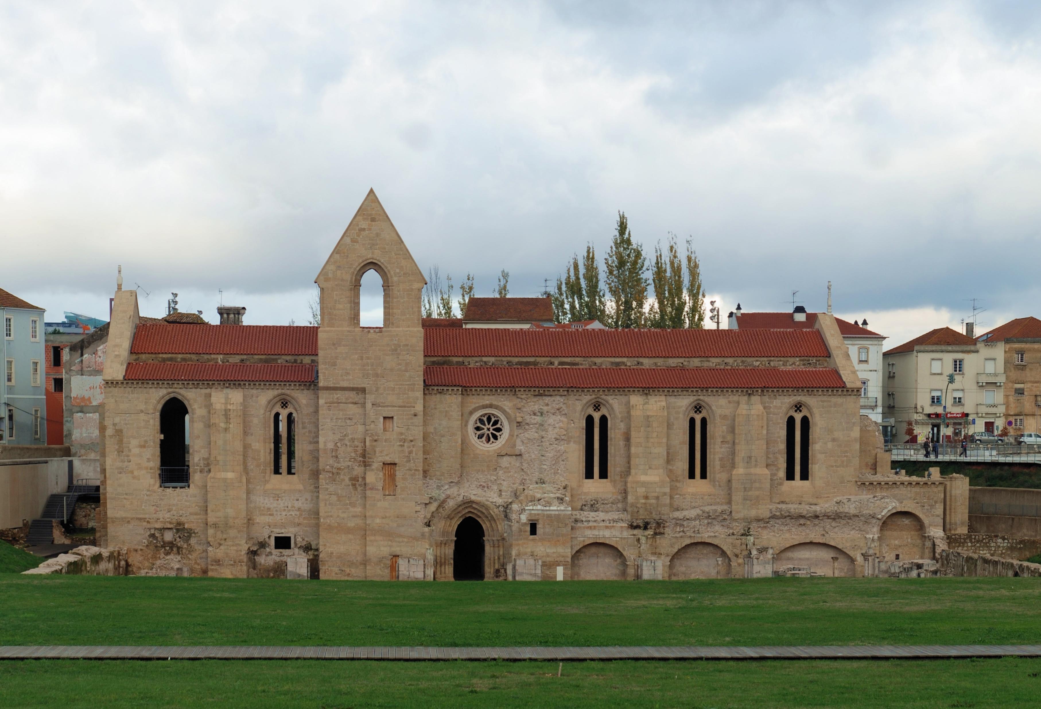 Monastery Of Santa Clara A Velha Wikipedia