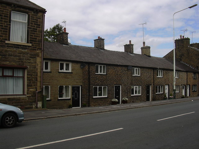 Cottages, Market Street - geograph.org.uk - 1400553