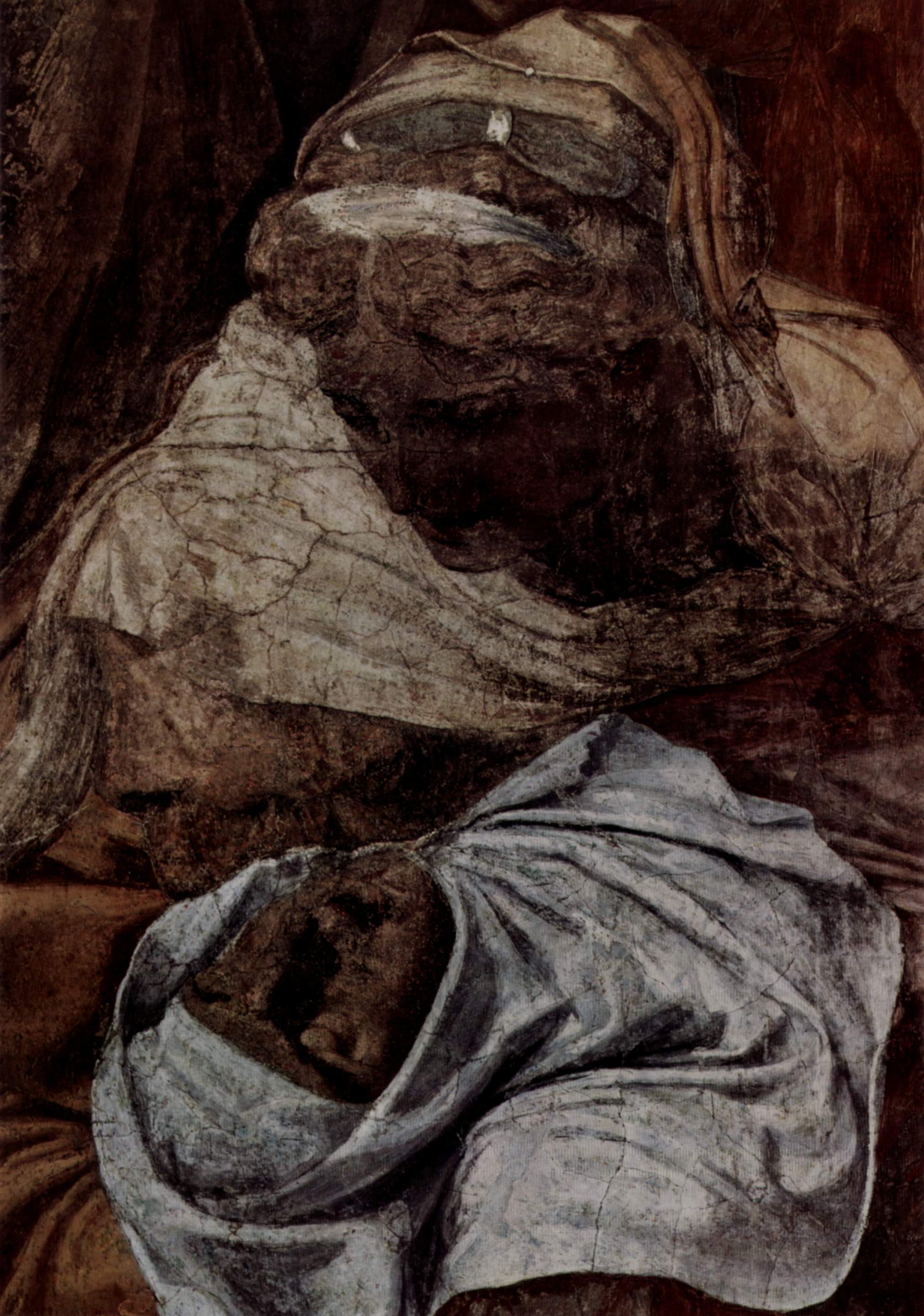Daniele Da Volterra Bust of Michelangelo Accademia art
