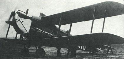 de Havilland DH-18